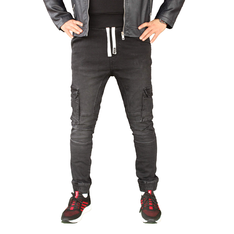 pantalons jeans combat